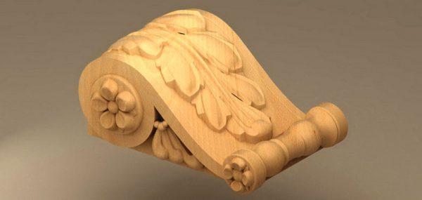 دکوری چوبی