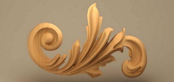 corner carving